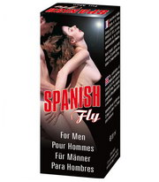 SPANISH FLY MAN